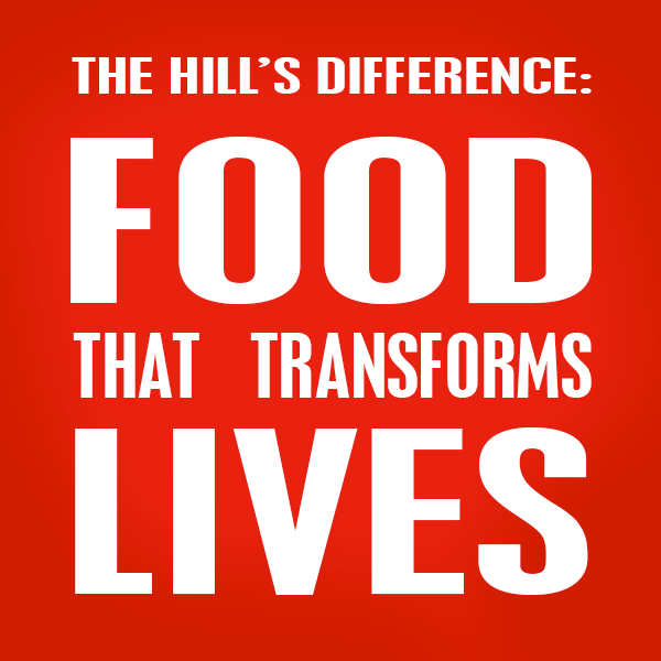 Hill's foods transform lives.